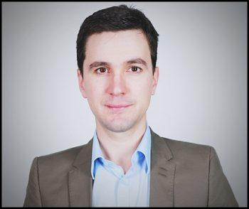 Matias Robichon, directeur technique chez NetApp France