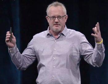 Mark Collier, directeur des opérations de la Fondation OpenStack