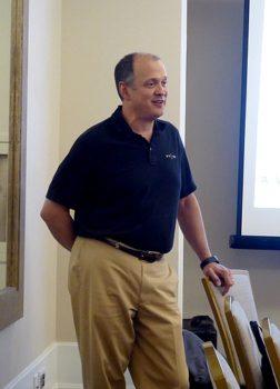 Ron Bianchini, cofondateur et dirigeant d'Avere Systems.