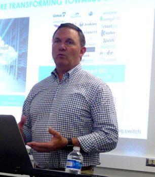 Gregg Holzrichter, directeur marketing de Big Switch Networks