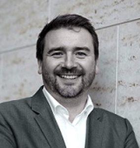 James Fisher, responsable marketing produit chez Qlik.