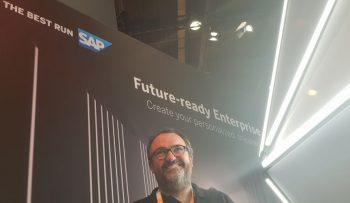 Sébastien Gibier, Head of startups, SAP France