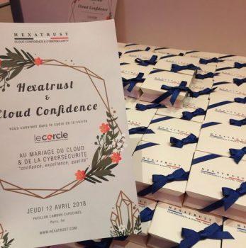 HexaTrust se rapproche de Cloud Confidence