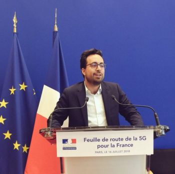 5G : Mounir Mahjoubi présente la feuille de route nationale