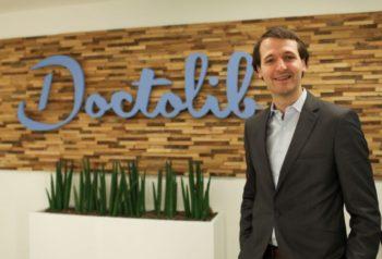 Stanislas Niox-Chateau, CEO de Doctolib qui absorbe MonDocteur.