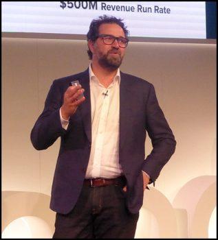 Mikkel Svane, CEO de Zendesk