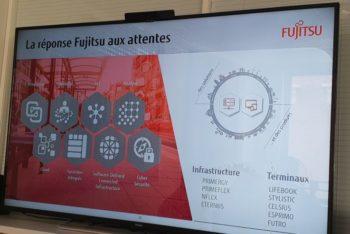 Fujitsu France : la place de l'innovation dans la stratégie Produits IT