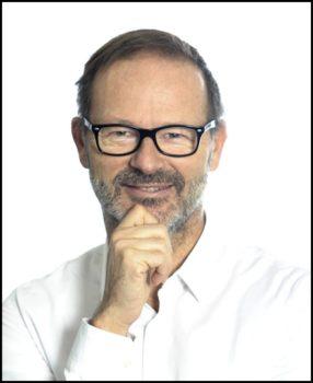 Antoine Henry, président d'Eudonet