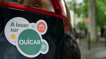 OuiCar, service d'autopartage