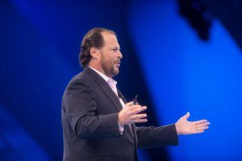 Marc Benioff : le pouvoir à partager au sein de Salesforce