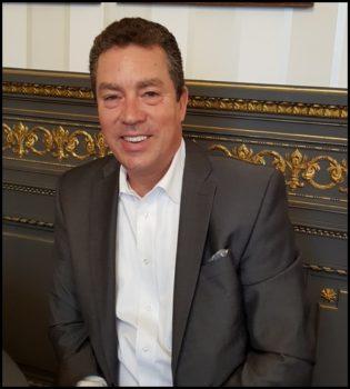 Brian Joynt, senior vice-président international chez Information Builders