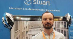 Antoine Carteyron: quelles évolutions pour Stuart à l'ère GeoPost?