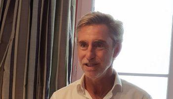 Régis Castagné, directeur général Europe du Sud d'Equinix