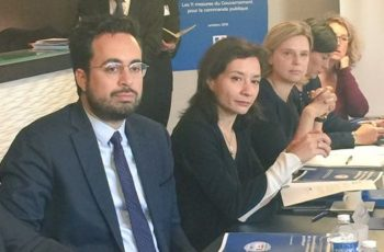 Pousser la démat' dans la commande publique: Mounir Mahjoubi et Delphine Gény-Stephann montent en première ligne