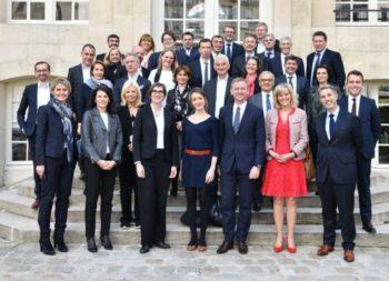 Impact AI: la photo officielle digne d'un nouveau gouvernement