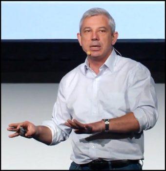 Régis Louis, vice-président Produit Cloud Platform EMEA & Apac chez Oracle