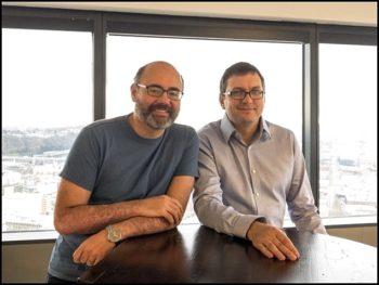 Joseph Beda (CTO) et Craig McLuckie (CEO) -Photo Heptio-