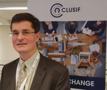Henri Codron, Vice-Président du Clusif