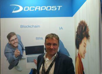 Michel Cordier, Directeur technique de Docapost