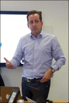 Frédéric Laluyaux, CEO d'Aera