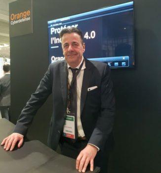 FIC 2019: Michel Van Den Berghe, Président Orange Cyberdefense