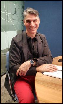 Dave Sohigiann, directeur technique Emea chez Workday