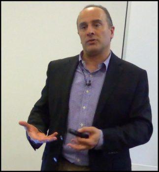 Roland Acra, vice-président et directeur général Datacenter chez Cisco