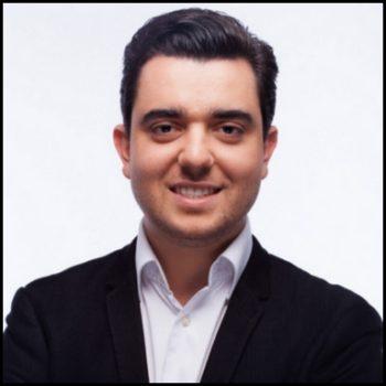 Vincent Sciandra, CEO et cofondateur de Metron