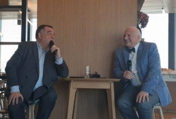 "Bernard Ourghanlian (Microsoft) accueille Jean-Gabriel Ganascia comme grand témoin ""éthique et IA"""