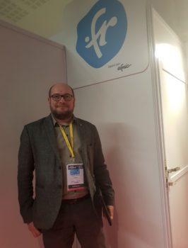 """Pierre Bonis, directeur général de l'Afnic: promouvoir le """".fr"""", espace numérique de confiance"""