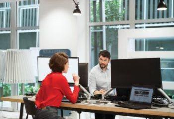 Etude Fabernovel - Bureaux à Partager: quel accueil réservé au télétravail et au flex office?