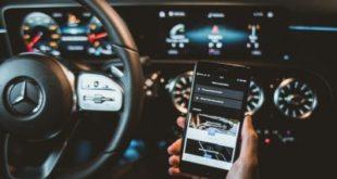 Louer sa Mercedes via une app: Virtuo passe à la vitesse supérieure