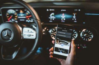 Virtuo: comment réserver une Mercedes via une app