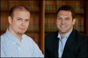 Jonathan Ellis et Matt Pfeil, cofondateurs de DataStax