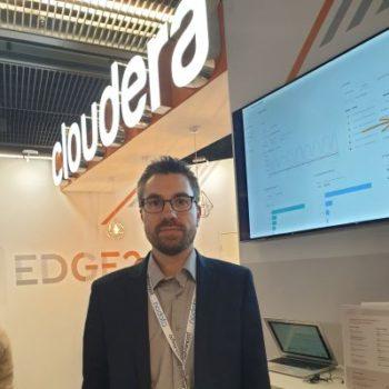 Denis Fraval-Olivier (Sales Engineering Manager EMEA South): les premiers chantiers post-fusion avec Hortonworks