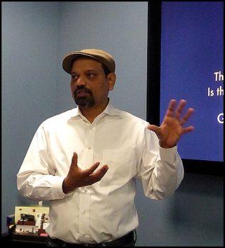 SriSatish Ambati, CEO et cofondateur de H2O.ai