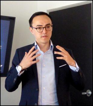 Sovan Bin, CEO et cofondateur d'Odaseva