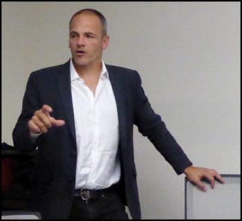 Frédéric Plais, CEO et cofondateur de Platform.sh
