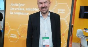 Thierry Delville, associé Cyber intelligence PwC (FIC 2019)
