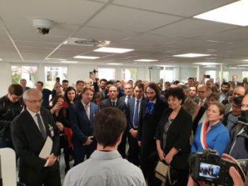 Inauguration d'IBM Paris Saclay - IBM