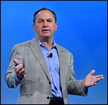 Bob Swan, CEO d'Intel