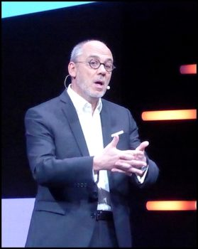 Stephane Richard, PDG d'orange
