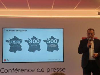 Jean-Pierre Galera, Directeur exécutif de SFR Business du groupe Altice France