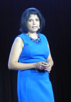 Reema Poddar, responsable produit chez Teradata