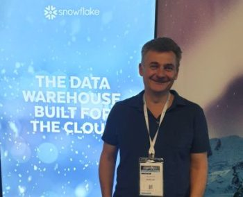 Benoit Dageville, co-fondateur et CTO de Snowflake