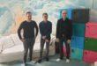 Scaleway: viste de La Maison Lille avec l'équipe dirigeante