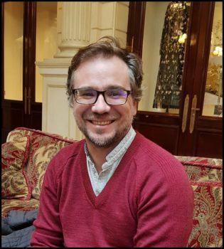 Benjamin Mestrallet, fondateur et dirigeant d'eXo Platform