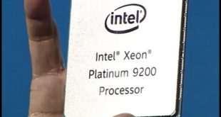 "Intel Xeon Scalable Génération 2: du ""cascade lake"" au tsumani"