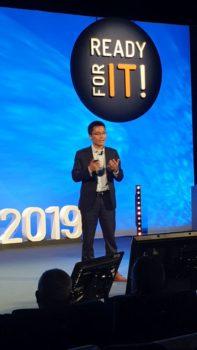 Weiliang Shi, DG Huawei France