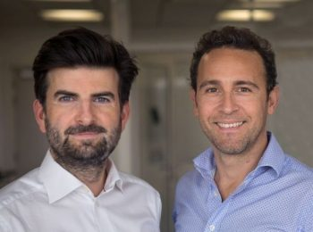 Laurent Lafaye et Fabrice Tocco, co-fondateurs et co-CEO
